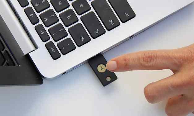 Get a Yubikey4 for $5 only