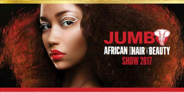 Inspiration beyond Imagination - Africa's largest hair and beauty show is here.  The Jumbo Hair and Beauty Show was established in Durban in 2014 and has become an acclaimed event looked forward to by stylists, big brands, supply partners and hair enthusiasts alike. This year the show is moving to Johannesburg the hub of trends and all things hair, it is going to be bigger, better and bolder.
