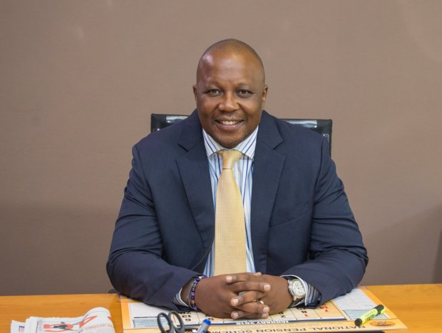 Stanbic Bank Zambia Chief Executive Leina Gabaraane