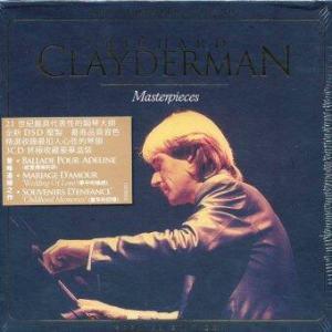 AmornMovie CD Richard Clayderman : Masterpieces (3CD)