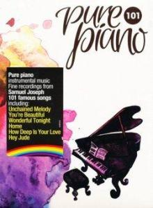 AmornMovie CD Pure Piano 101 (5 CD)