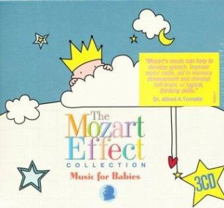 AmornMovie CD Mozart Effect Collection , The :Music For Babies (3 CD)