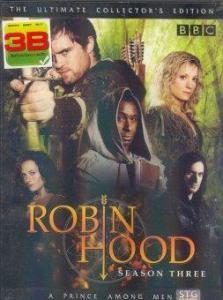 Boomerang Robin Hood Season 3 มหาโจรนักรบโรบินฮูด ปี 3 (4 Disc)
