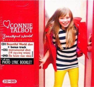 AmornMovie 2CD+DVD Connie Talbot: Beautiful World: Special Edition