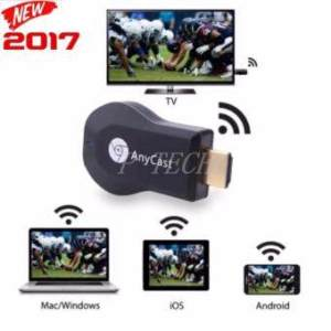 Anycast HDMI WIFI M4 PLUS HDMI WIFI Display เชื่อมต่อมือถือไปทีวี รองรับ iphone และ android Screen Mirroring Cast Screen AirPlay Dlan Miracast รองรับ iphone และ android