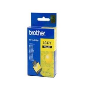Brother LC-47Y (Yellow)