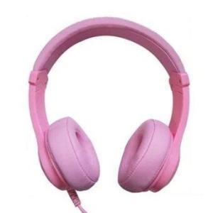 Center NUBWO หูฟังแบบครอบ NT-910 (สีชมพู)