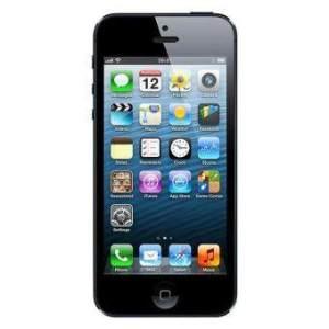 Apple iPhone 5S 16GB- Black ศูนย์