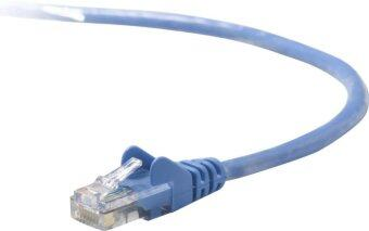 Belkin UTP Patch Snagless Cat5e RJ-45 Networking Cable 15 Meter - Blue