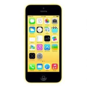 (REFURBISHED) Apple iPhone5C 16 GB - Yellow