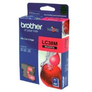 Brother LC-38M - Pink