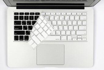 Befine Keyskin เคสคีย์บอร์ดสำหรับ Macbook Air 13 นิ้ว - สีขาว