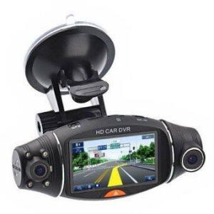 Babybear กล้องติดรถยนต์สองเลนซ์ FULL HD รุ่น SC310 (สีดำ)