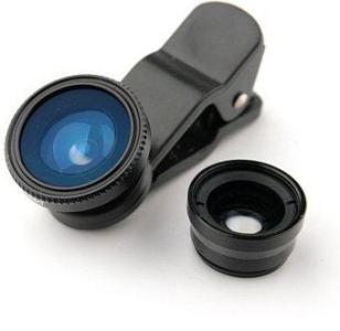 Babybear Universal Clip Lens 3 in 1 (Black)