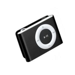 Center MP3 Player Music Speaker เครื่องเล่น MP3 ขนาดพกพา (สีดำ)