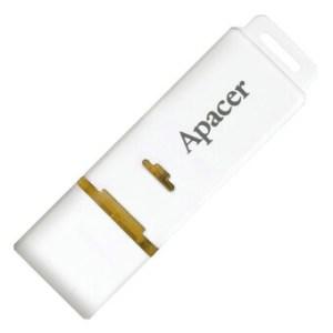 Apacer HANDY STENO AH223 4GB (White/Yellow)