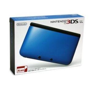 Nintendo 3DS LL Console (Jp) - Blue/Black
