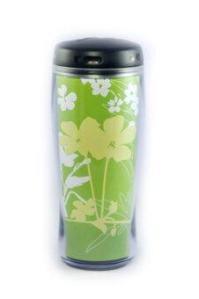 ALADDIN ถ้วยน้ำ ขนาด 0.35 ลิตร VENUS (สีเขียว/เหลือง)