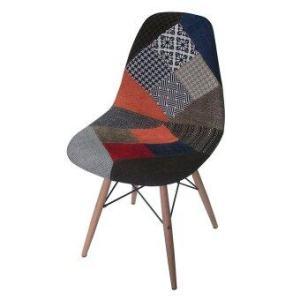 Daiso เก้าอี้ ผ้า ขาไม้ รุ่น CD-299 (สีผ้า)