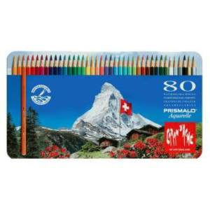 Caran d'Ache Prismalo box 80 Color pencils 999.380