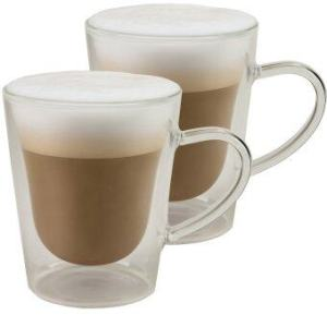 By Scanproducts แก้วกาแฟผนัง 2 ชั้น รุ่น Double Wall 2 Thermo ขนาด 35 cl 2 pcs