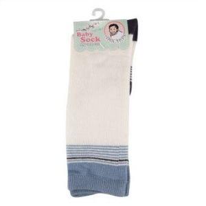 Amichan Long crew socks Blue,Black,White 15-21 cm