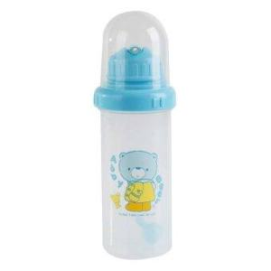 Abby Bear ขวดน้ำ Straw Cap Bottle 240 ml.