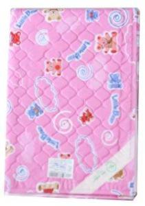 Attoon ผ้ายางญี่ปุ่นรองพื้น - สีชมพู