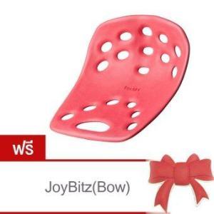 BackJoy แผ่นรองนั่งป้องกันปวดหลัง SitSmart Posture - (Red) แถมฟรี JoyBitz (Ribbon)