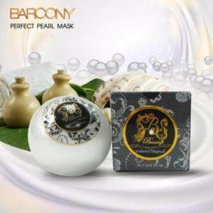 Barcony Perfect Pearl Mask มาส์คหน้าไข่มุกแท้