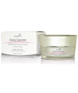 AuraRIS Whitening Face Cream ครีมหน้าขาว ครีมผิวขาว ขาวกระจ่างใส 10 ml.