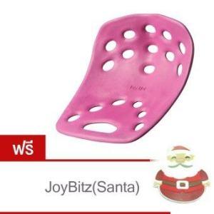 แผ่นรองนั่งป้องกันปวดหลัง BackJoy SitSmart Posture - Fuchsia (ฟรี JoyBitz Santa)