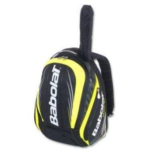 Babolat backpack aero - black/Yellow