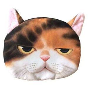 9sabuy กระเป๋าแมว 3D แมว ลายเสือ รุ่น BCS009 - ส้ม/ดำ
