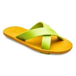 blackOut รองเท้าแตะ BO-1001 (สีเขียว)