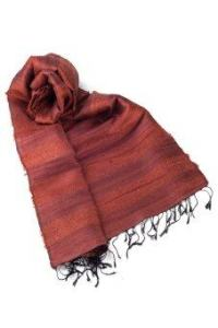 Ananta Silk Scarf ผ้าพันคอผ้าไหม รุ่น MS1