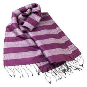 Ananta Silk Scarf ผ้าพันคอผ้าไหม รุ่น S4
