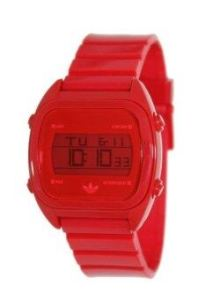 Adidas Unisex Red Dial & Red Strap (ADH2729)