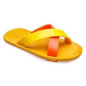 blackOut รองเท้าแตะ BO-1001 (สีส้ม-เหลือง)