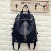 Maylin กระเป๋าเป้สะพายหลัง กระเป๋าเป้เกาหลี กระเป๋าเป้ ผู้หญิง รุ่น MP-076 (สีดำ)
