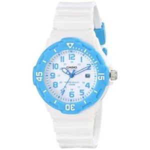 Casio นาฬิกาข้อมือ รุ่น LRW-200H-7E1VDF-Black/White