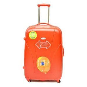 Ambassador Luggage กระเป๋าเดินทาง 20 นิ้ว รุ่น Lenox ZT792007 - สีแดง