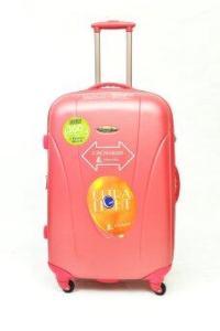 Ambassador Luggage กระเป๋าเดินทาง 20 นิ้ว รุ่น Lenox ZT792008 - สีชมพู
