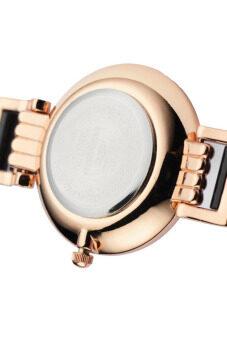 Kimio นาฬิกาข้อมือผู้หญิง สาย Alloy รุ่น K485 - สีขาว/ทอง ลาซาด้า