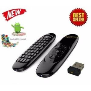 Android TV Box C120 Air Mouse Mini Wireless Keyboard GYRO Air FlyMouse