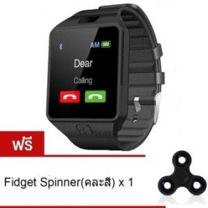 Person นาฬิกาโทรศัพท์ Smart Watch รุ่น A9 Phone Watch (Black) ฟรีFidget Spinner (คละสี)