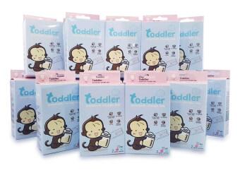 ถุงเก็บน้ำนม ท็อตเลอร์สมายToddler Toddlersmile Breast milk Storage Bag (12 กล่อง มี 264 ใบ)