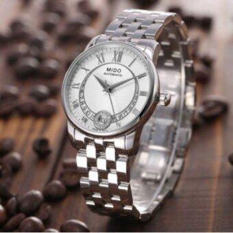 Mido Baroncelli women's machinery automatic Swiss watch M007 207 11 038-00 - intl รีวิว