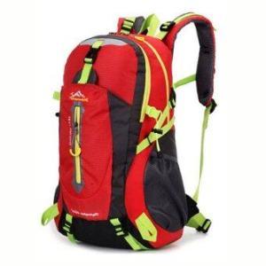 Back Packer Polysport รุ่นB007กระเป๋าเป้ (สีส้ม)