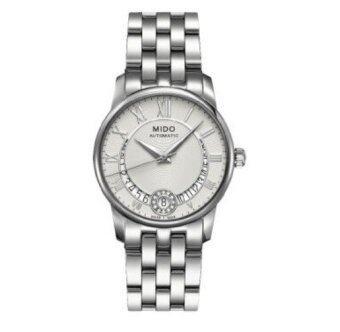 Mido Baroncelli women's machinery automatic Swiss watch M007 207 11 038-00 - intl